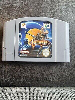 Castlevania (Nintendo 64, 1999) - European Version PAL version – N64 Cart Only