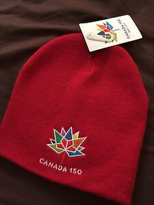 Canadian 150, anniversary hat
