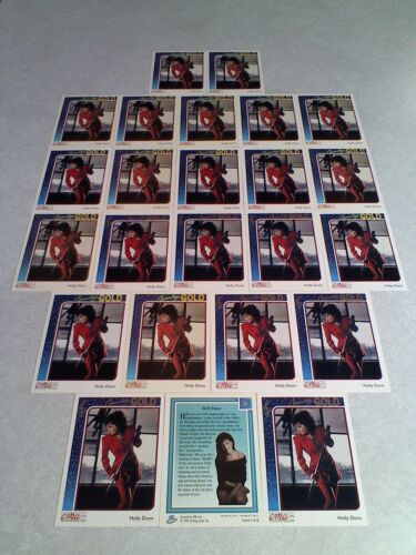 Holly Dunn:  Lot of 24 cards