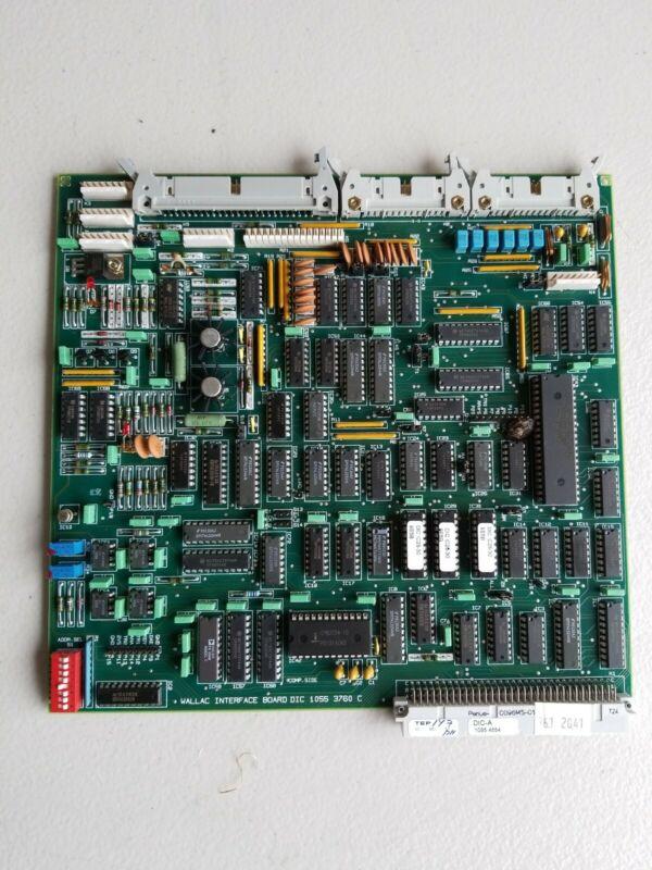 Wallac Interface Board DIC 1055 3760 C