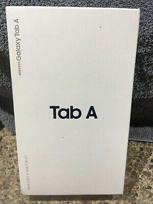 """NEW!! Samsung Galaxy Tab A SM-T380 Tablet 8"""" WiFi, 2GB Ram,16GB - Black """"SEALED"""""""
