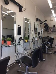 Hair salon cutting station for sale Campbelltown Campbelltown Area Preview