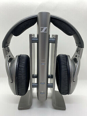 Sennheiser RS 180 / HDR 180 kabelloser Kopfhörer - Titan online kaufen