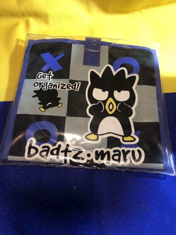 New Vintage Sanrio Co. LTD Badtz Maru Organizer 2000