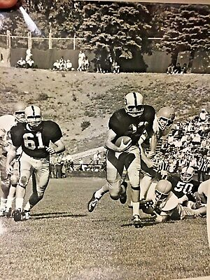 THREE  PHOTOS OF EARLY IOWA FOOTBALL GAME