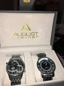 August Steiner Men Watches