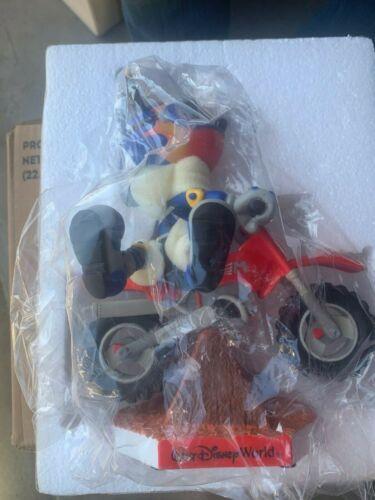 Disney Mickey Dirtbike Bobblehead