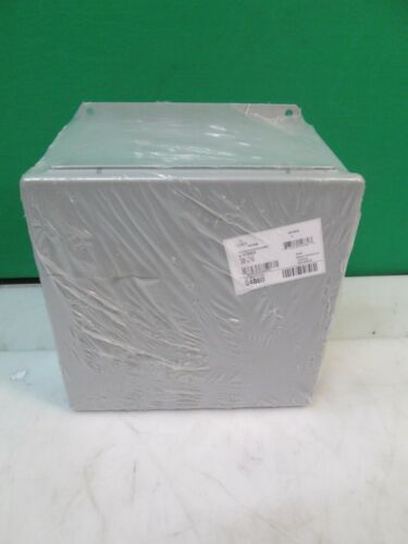 """Hoffman A10106ch 10"""" X 10"""" X6"""" Type 1213 Electrical Enclosure Junction Box"""