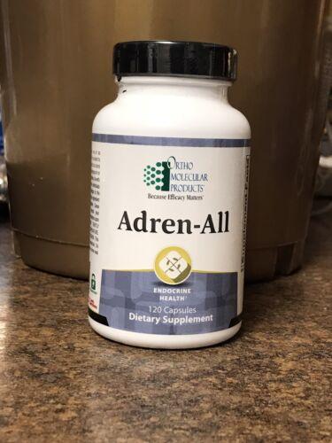 Adren-All Ortho Molecular 120 capsules