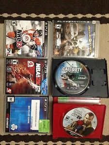 PS3 games cheap Cambridge Kitchener Area image 2