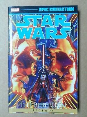 STAR WARS LEGENDS: EPIC COLLECTION ~ THE REBELLION (Vol 1) ~ TPB/Graphic Novel