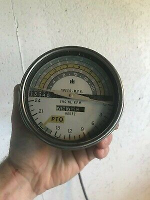 Tachometer Gauge International 656 544 Without Ta Includes Cable