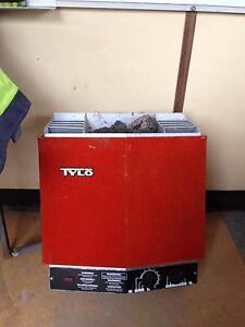 Tylo Sauna Heater Beverley Charles Sturt Area Preview