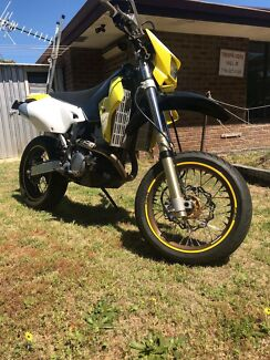 DRZ400E super motard Ascot Belmont Area Preview