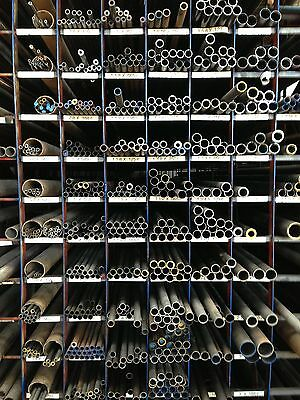 Dom Steel Round Tube 1 12 X .188 X 72