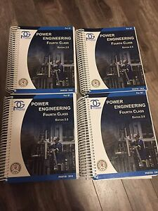 4th Power Engineering Books