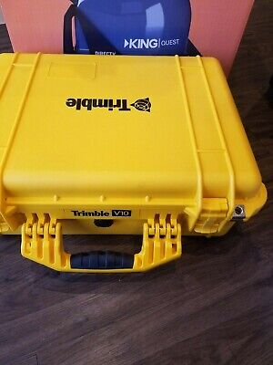 Trimble V10 Image Rover Survey Equip Carrying Case Only Pelican