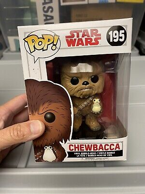 Star Wars Funko Pop! Chewbacca #195