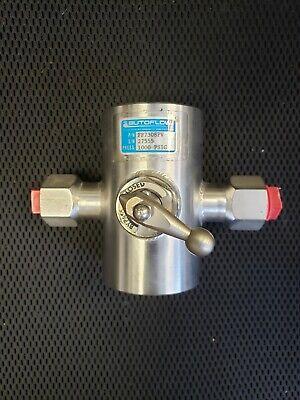 Autoflow Flow Transfer Switch Ff7308pv 27555 1000 Psig