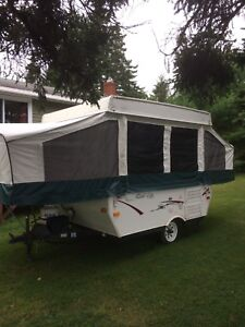 2008 Palimino real lite 801 ltd camper