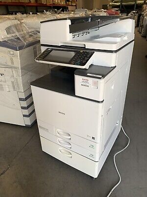 Photocopier Printer Scanner Ricoh Mp C5503. Color Heavy Duty And Low Meter.