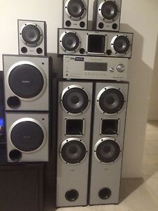 Sony sound system Loganholme Logan Area Preview