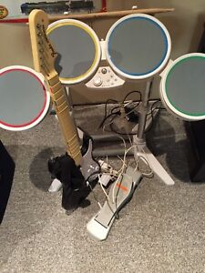 Rock Band for Nintendo Wii