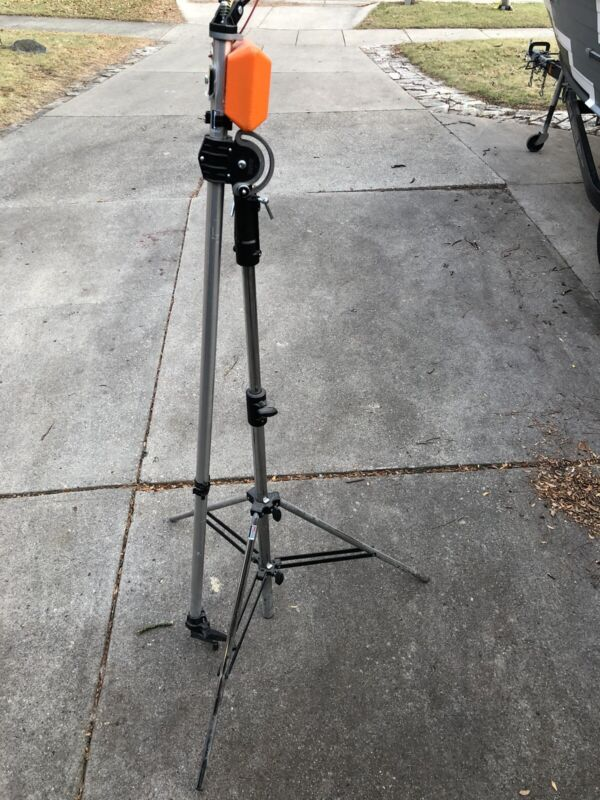 manfrotto boom and stand