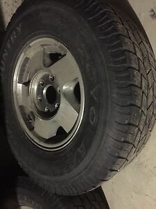 Gm parts and tires