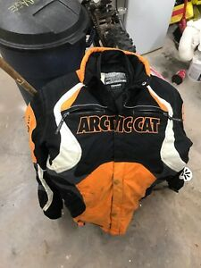 Arctic cat jacket