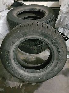 Studded Winter Tires - 17 Inch