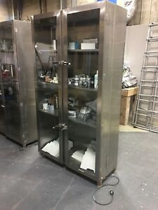 Stainless steel cabinet / Medical / laboratory / home / kitchen