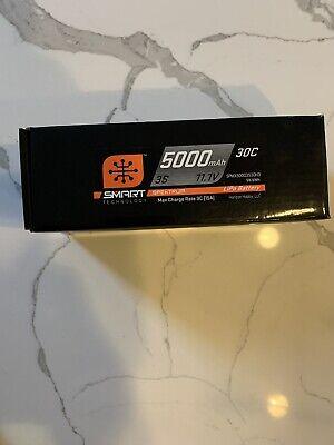 5000 MAH 30C 3S 11.1 for Lipo battery smart technology spektrum