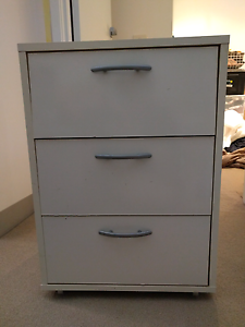 Chest of 3 drawers Carlton Melbourne City Preview