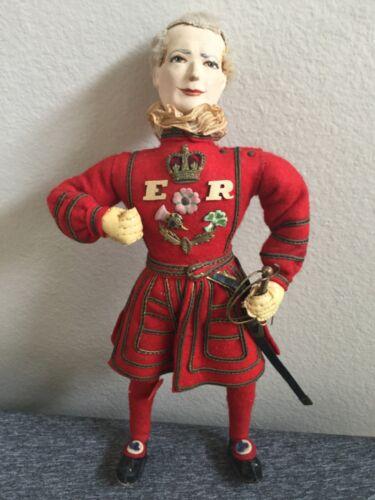 Ottenberg English Royal Guard Doll