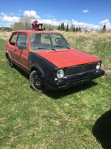1982 Volkswagen Rabbit (Tons of parts)