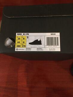 "Adidas NMD R1 Primeknit ""Japan"" Pack Triple Black"