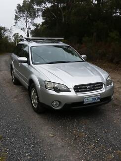 Subaru Outback Burnie Burnie Area Preview