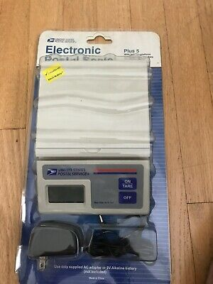Official Usps Electronic Postal Scale Digital Postage Click-n-ship Shipping