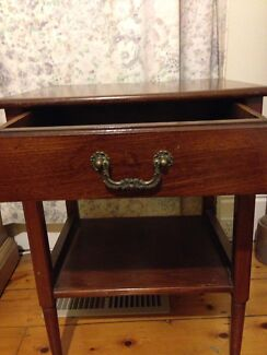 Bedside Table With Draw for Sale. Moving House Sale.