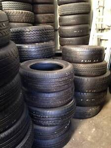 $30 fitted cheap secondhand road worthy tyres melbourne Dandenong South Greater Dandenong Preview