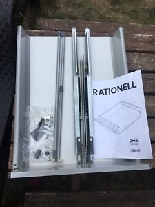Rationell Ikea drawer