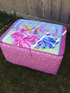 Girls Toy Boxes