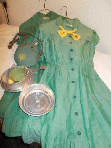 2--Girl Scout Uniform Dress 50