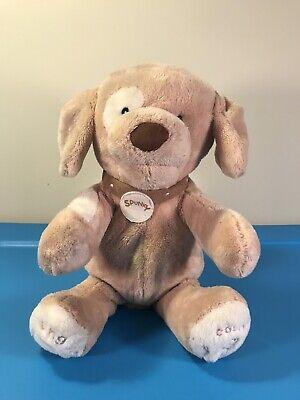 "Baby GUND Spunky Doggie ABC 123 Talking Singing Plush Puppy 10"" - SEE VIDEO!"
