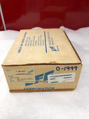 Nib Vintage Lfe Model 4424-k 0-1madc 120vac Af-0571-0400 024133 Volt Meter
