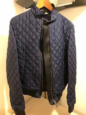 men's Burberry jacket, size uk small