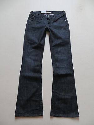 Levi's 572 Booty Jeans Hose, W 30 /L 32, schwarz-blau, NEU ! Dark Indigo Denim !