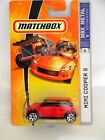 Matchbox Mini Cooper Diecast Cars