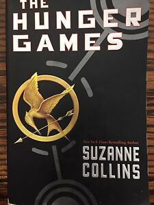 The Hunger Games book $2